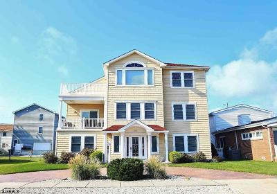 Brigantine Single Family Home For Sale: 314 S 22nd Street
