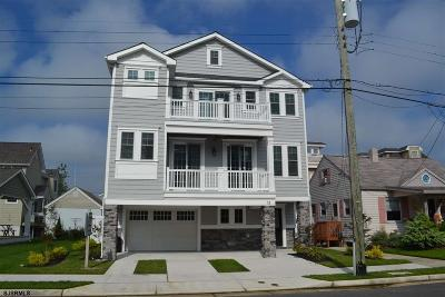 Atlantic City, Longport, Longport Borough, Margate, Ventnor, Ventnor Heights Rental For Rent: 31 N 33rd Ave