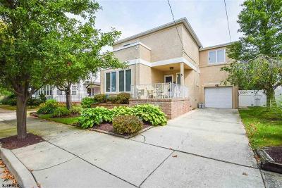 Ventnor Single Family Home For Sale: 5 N Cambridge Ave