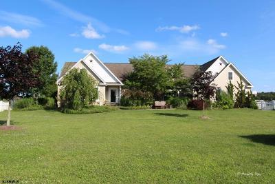 Egg Harbor City NJ Single Family Home For Sale: $1,198,000