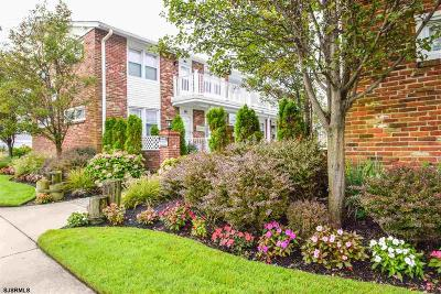 Margate Condo/Townhouse For Sale: 9711 Ventnor #3b Ave #B3