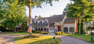Linwood Single Family Home For Sale: 12 Mill Lane