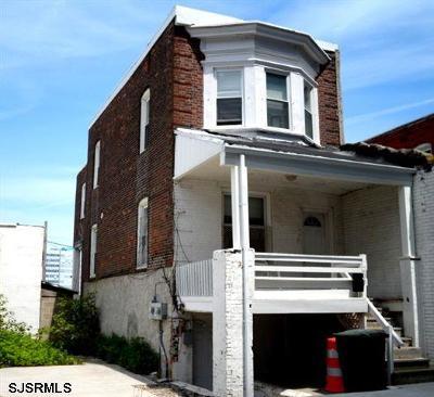 Atlantic City Single Family Home For Sale: 203 S Metropolitan Avenue