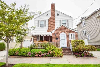 Margate Single Family Home For Sale: 19 N Clarendon Ave