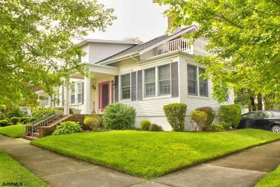 Margate Single Family Home For Sale: 8605 Winchester Ave