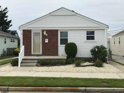 Atlantic City, Longport, Longport Borough, Margate, Ventnor, Ventnor Heights Rental For Rent: 216 N Sumner Ave