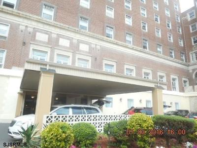 Atlantic City Condo/Townhouse For Sale: 2721 Boardwalk #1511