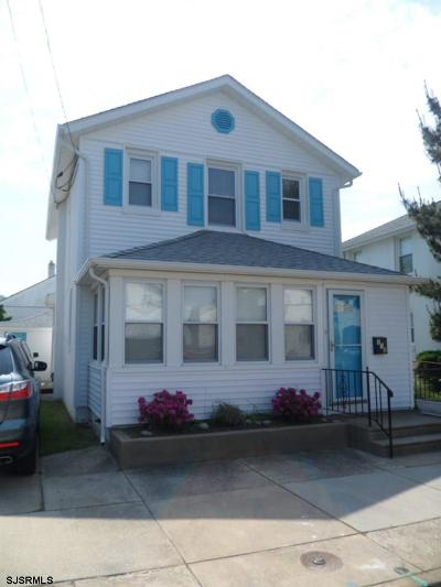 Ventnor Single Family Home For Sale: 112 N Melbourne Ave