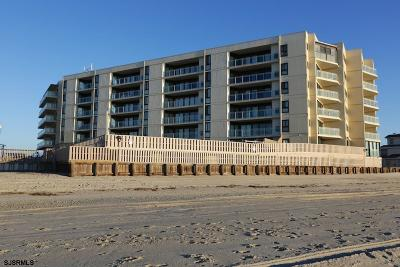 Longport Condo/Townhouse For Sale: 2700 Atlantic Ave #307