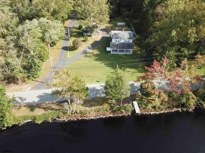 Mays Landing Single Family Home For Sale: 256 Old River Road