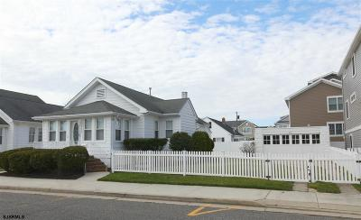 Atlantic City, Longport, Longport Borough, Margate, Ventnor, Ventnor Heights Rental For Rent: 104 N 35th Ave