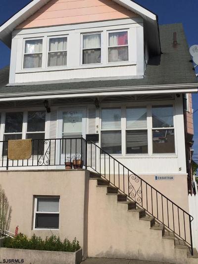 Atlantic City Multi Family Home For Sale: 5 N Bartram Ave