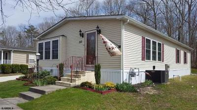 Vineland Mobile/Manufactured For Sale: 1616 Pennsylvania Ave Ave