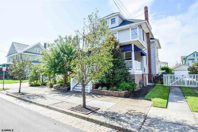 Atlantic City, Longport, Longport Borough, Margate, Ventnor, Ventnor Heights Rental For Rent: 16 S Somerset Ave