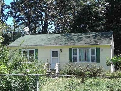 Millville Single Family Home For Sale: 504 Doe Pl