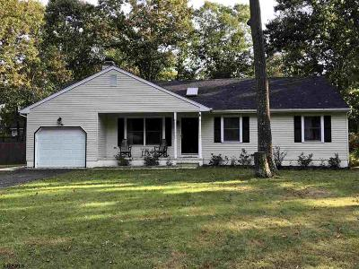 Millville Single Family Home Back On Market: 2209 Balsam Ln