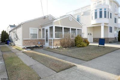 Atlantic City, Longport, Longport Borough, Margate, Ventnor, Ventnor Heights Rental For Rent: 4 S 35th Ave