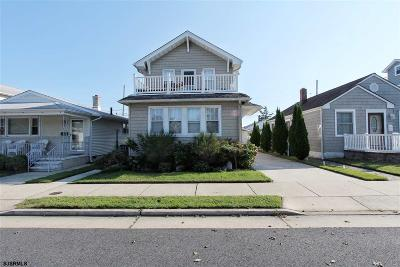Atlantic City, Longport, Longport Borough, Margate, Ventnor, Ventnor Heights Rental For Rent: 211 N Osborne Ave