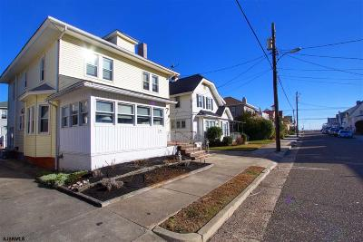 Atlantic City, Longport, Longport Borough, Margate, Ventnor, Ventnor Heights Rental For Rent: 13 S Baltimore Ave