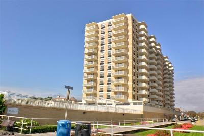 Atlantic City NJ Condo/Townhouse For Sale: $170,000