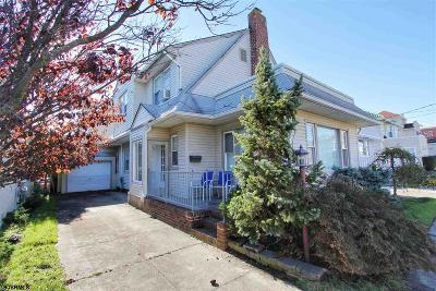 Atlantic City, Longport, Longport Borough, Margate, Ventnor, Ventnor Heights Rental For Rent: 26 N Granville Ave