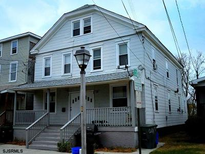 Atlantic City Multi Family Home For Sale: 2017 Caspian Ave