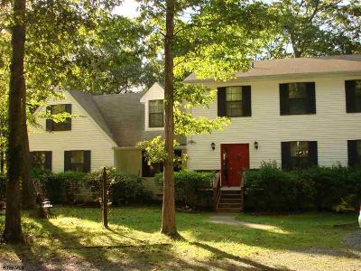 Galloway Township Single Family Home For Sale: 9 E Jimmie Leeds Road