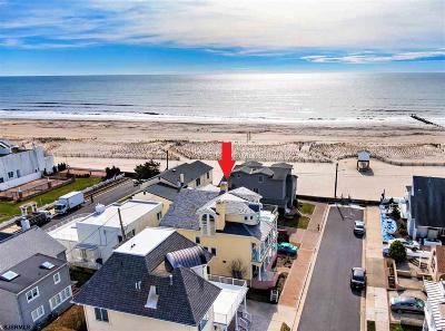 Margate NJ Single Family Home For Sale: $2,999,999
