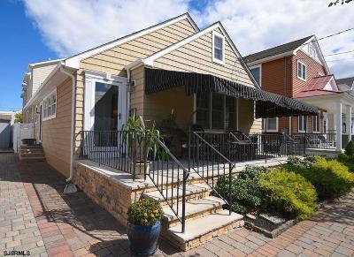 Atlantic City, Longport, Longport Borough, Margate, Ventnor, Ventnor Heights Rental For Rent: 7 S Lancaster Ave