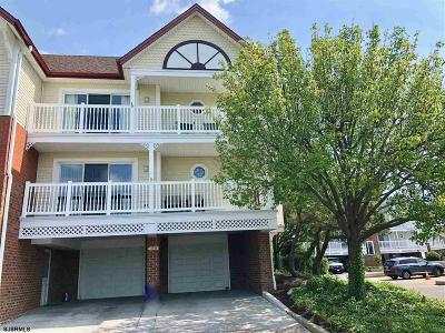 Somers Point Condo/Townhouse For Sale: 117 South Pointe #117