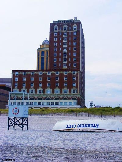 Atlantic County Condo/Townhouse For Sale: 2721 Boardwalk #908