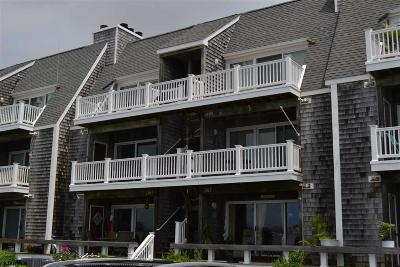Somers Point Condo/Townhouse For Sale: 1206 Harbour Cove South #1206