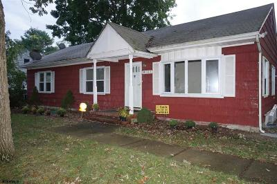 Millville Single Family Home For Sale: 102 S Pearl Street