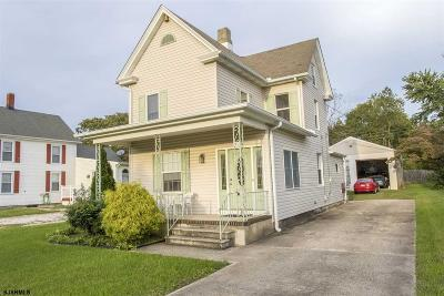 Newfield Single Family Home For Sale: 5 S East Blvd Blvd