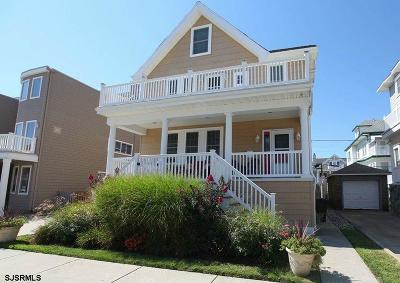 Atlantic City, Longport, Longport Borough, Margate, Ventnor, Ventnor Heights Rental For Rent: 108 S Sacramento Ave