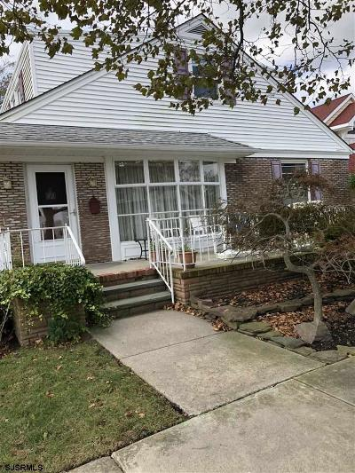 Margate NJ Single Family Home Sold: $750,000