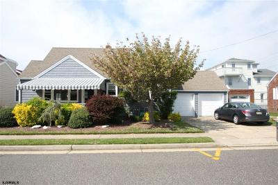 Atlantic City, Longport, Longport Borough, Margate, Ventnor, Ventnor Heights Rental For Rent: 4 S Yarmouth Ave
