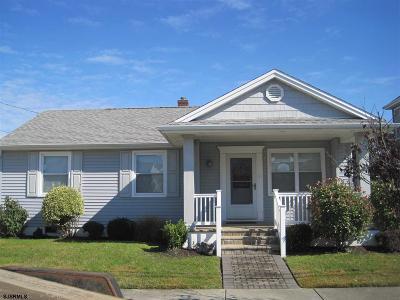 Atlantic City, Longport, Longport Borough, Margate, Ventnor, Ventnor Heights Rental For Rent: 113 N Iroquois Ave