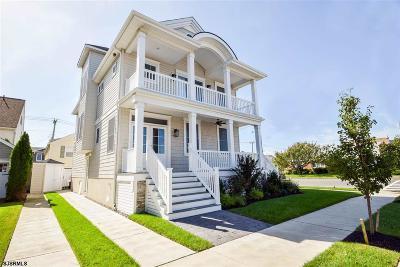 Atlantic City, Longport, Longport Borough, Margate, Ventnor, Ventnor Heights Rental For Rent: 7600 Ventnor Ave