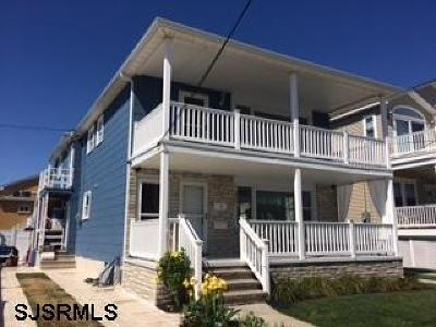 Atlantic City, Longport, Longport Borough, Margate, Ventnor, Ventnor Heights Rental For Rent: 4 N Decatur Ave