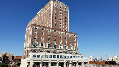 Atlantic County Condo/Townhouse For Sale: 2721 Boardwalk #1216