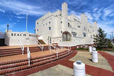 Atlantic City, Longport, Longport Borough, Margate, Ventnor, Ventnor Heights Rental For Rent: 7701 Atlantic Ave Unit 9d