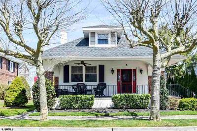 Atlantic City, Longport, Longport Borough, Margate, Ventnor, Ventnor Heights Rental For Rent: 5 N Nassau Avenue