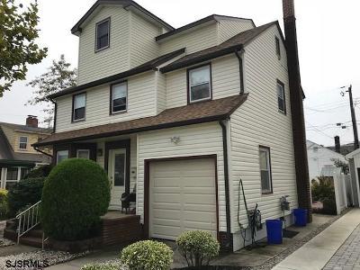 Margate Single Family Home For Sale: 106 N Pembroke Ave