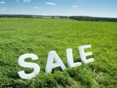 Williamstown NJ Residential Lots & Land For Sale: $119,900