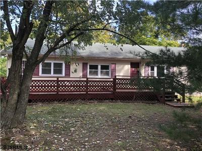 Pittsgrove Township Single Family Home For Sale: 26 Brotman Ave