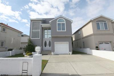 Atlantic City, Longport, Longport Borough, Margate, Ventnor, Ventnor Heights Rental For Rent: 4 Seaside Ct