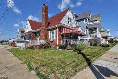 Longport Single Family Home For Sale: 2801 Atlantic Ave