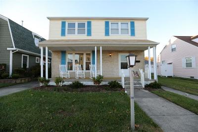 Margate Single Family Home For Sale: 224 N Belmont Ave