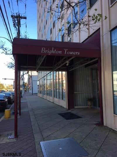 Atlantic City Condo/Townhouse For Sale: 2834 Atlantic Ave Ave #310